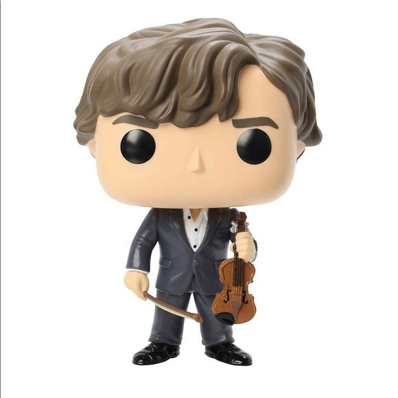 Sherlock Holmes Funko Pop